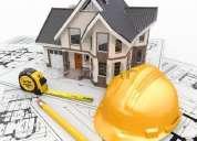 Levantamientos arquitectonicos, licencias de construcciÓn y obra civil