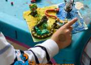 Cursos de pintura, dibujo y plastilina . clases en grupo y personalizadas-