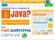 Tutorial de java y javascript