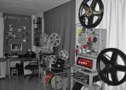Proyectores de cine 16mm - super 8mm y 35mm reparacion