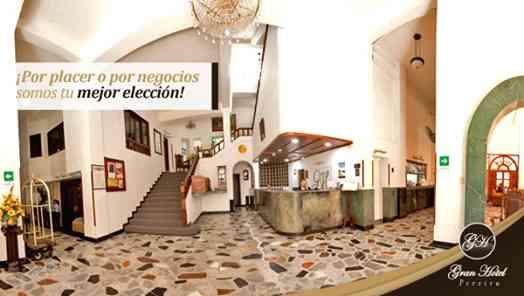 HOSPEDAJE  GRAN HOTEL PEREIRA