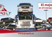 Grupo lt - transporte vehicular en niÑera