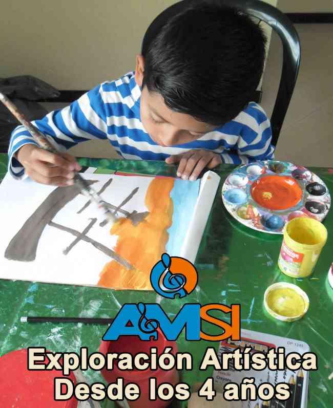 Taller de dibujo, Pintura y Escultura para niños y niñas en la localidad de Engativa