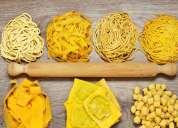 Pasta fresca, salsas y encurtidos recetas italianas