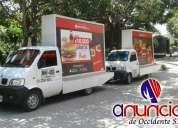 A.publicidad movil exterior a nivel nacional