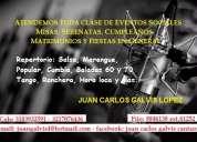 cantante serenatas-misas-eventos en general