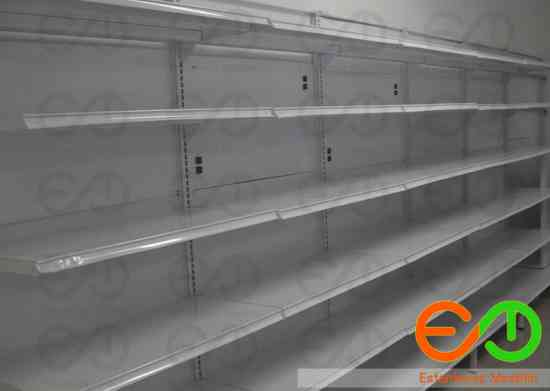 Venta De Estanterias Metalicas.Venta De Gondolas Y Estanterias Metalicas Para Supermercados
