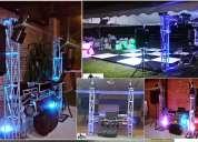 Minitecas medellin pistas de baile salas iluminadas