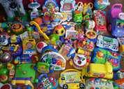 Compro juguetes y juegos de mesa