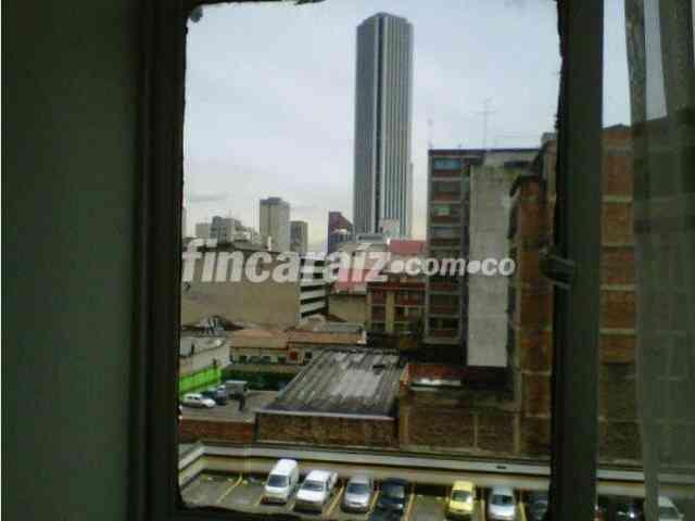 se arrienda apartamento  centro bogota whatsapp 3157984828