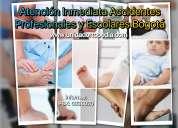 Atencion accidentes escolares y/o profesionales bogota en ortopedia y traumatologia.