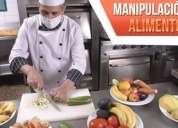 Manipulación de alimentos en medellin
