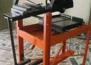 Fabrica de cortadora de ladrillo
