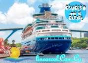 Crucero caribe elgendario todo incluido