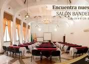 salones para eventos y conferencias