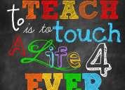 Inglés - idiomas clases presenciales y virtuales