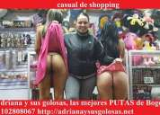 Más putas q nunca, videos reales, adriana y sus golosas
