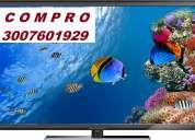Compro televisir led en buen estado