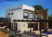 Ganga, casa  piscina y jacuzzi, carro y lancha en condominio el peÑon.