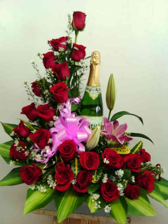 Los Mas Hermosos Arreglos Florales En Flores De Medellin
