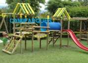 Venta de parques infantiles a nivel nacional -diseÑos especiales
