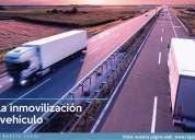 Normalización matrícula camiones mal matriculados