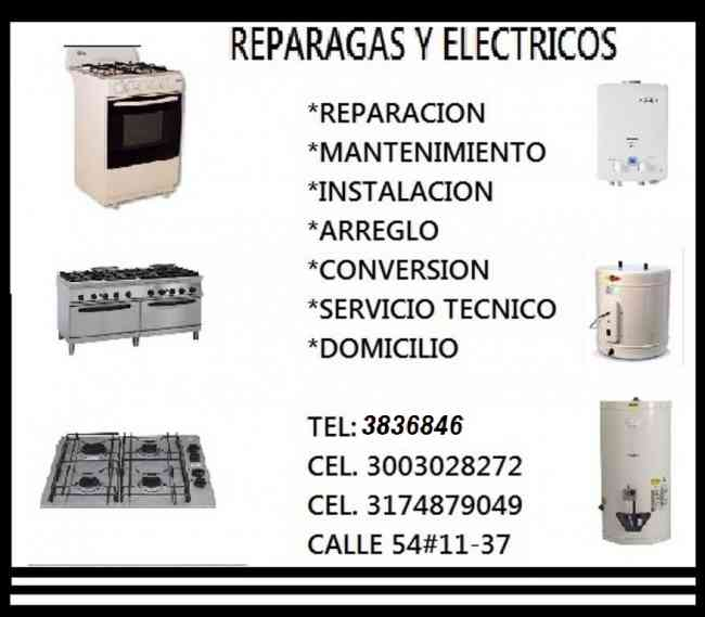 SERVICIO TECNICO HACEB CEL. 3003028272