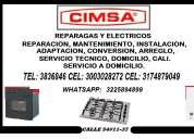 Servicio cimsa - cel.3030208272 cali