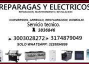 Servicio tecnico challenguer cel. 3003028272