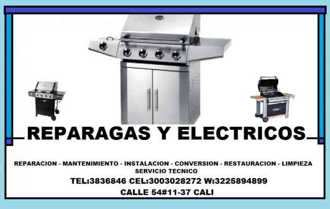 FABRICACION DE QUEMADORES PARA ASADORES, CEL.3003028272