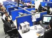 servicio de fabricación  de puesto de trabajo