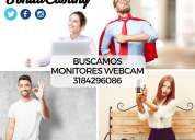 Monitor agencia webcam cali