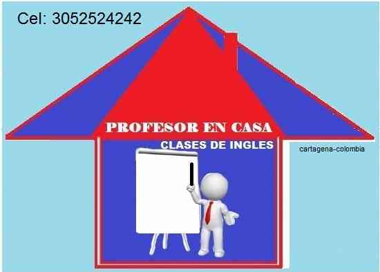 PROFESOR EN CASA. CLASES PRIVADAS Y A DOMICILIO DE INGLES