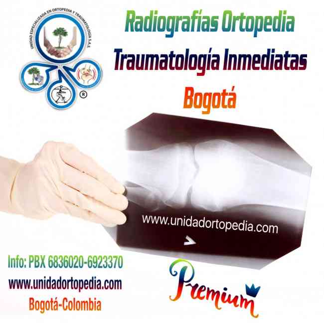 Radiografias Inmediatas y Economicas Bogota