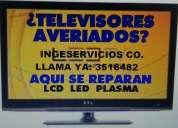 Reparación televisores plasmas lcd y led lg