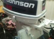 motor fuera de borda johnson 25