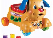 Montable perrito fisher price