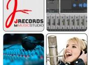 Estudio de grabación y producción musical. pistas, canciones etc, medellín colombia