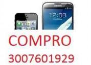 Compro celulares de gama alta