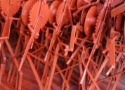 Ganchos colgantes y tacos metalicos envios nacional