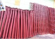 Se fabrican estructuras metÁlicas para construcciÓn cerchas - paral