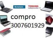 Compro computador portatil usado en bogota
