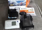 Action cam sony fdr x1000v con gps y wifi