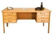 Mantenimiento de escritorios