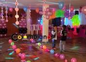 Chiquitecas decoracion globos tabio tenjo
