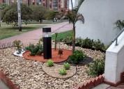 Suculentas jardines arboles servicios