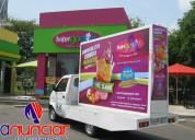 vehiculos publicitarios medellin antioquia pereria armenia quindio cali baranquilla