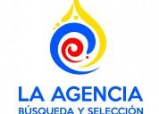 Busqueda y seleccion de personal para servicio domestico