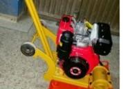 Rana compactadora solo estructura o con motor