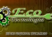 Eco tecnologia reparacion y mantenimiento de lavadora nevera secadora
